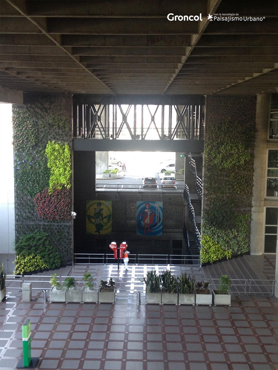 EPM Hall Entrada