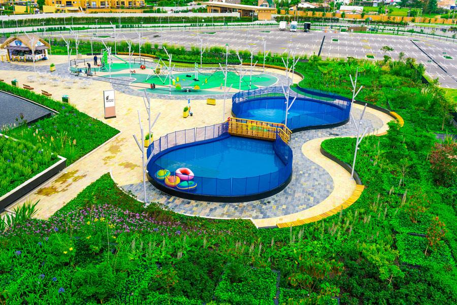 Fontanar Parque Sur