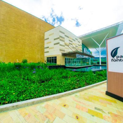 Proyecto Groncol Parque Fontanar