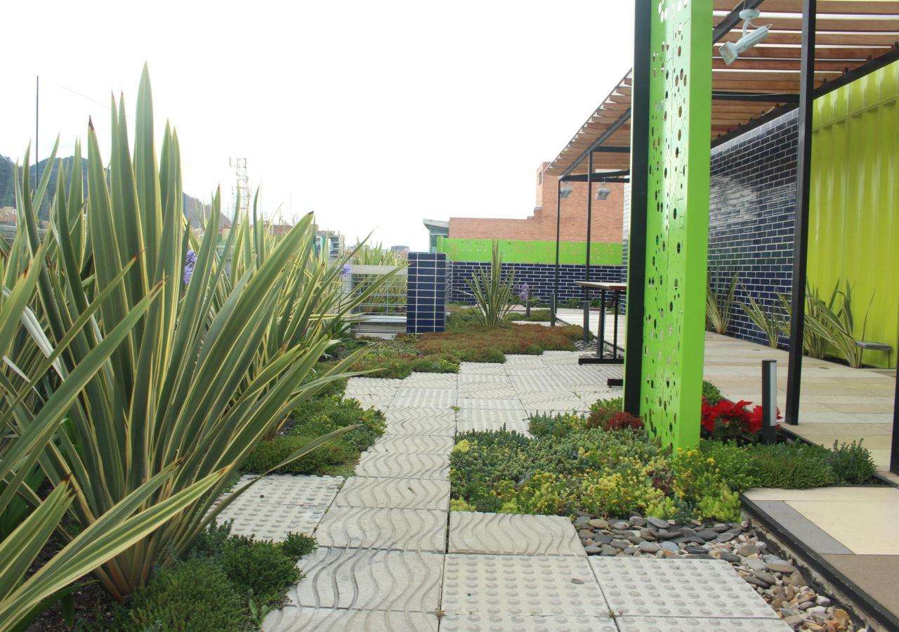 Imagen 1 - Proyecto terraza alfa