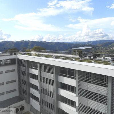 Imagen 3 proyecto uis - muro verde