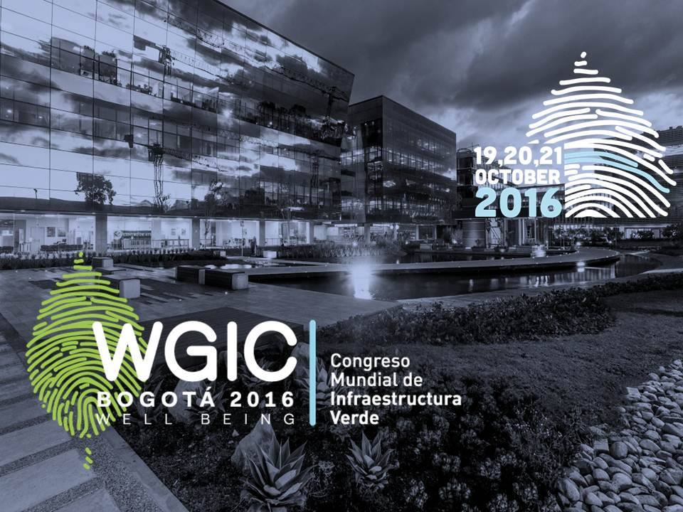 Congreso Mundial de Infraestructura verde en Bogotá: un paso para la industria