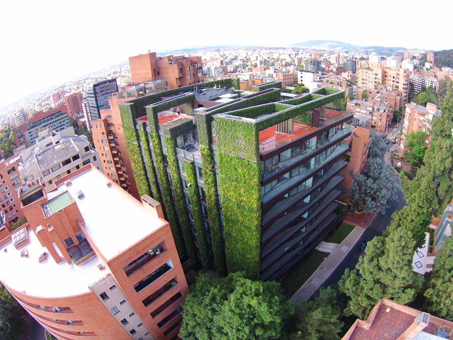 Infraestructura verde, un nuevo aire para Bogotá